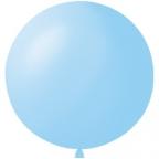 Шар 1 метр Голубой