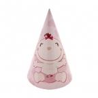Колпачок С днем Рождения, Малыш розовый
