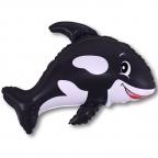 Дружелюбный кит черный