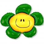 Цветочек зеленый