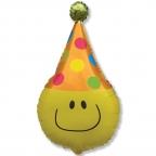 Весёлый клоун шапка