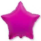 Шар Звезда Лиловый / Purple