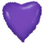 Сердце Фиолетовый / Violet