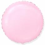 Круг Розовый / Rnd Pink baby