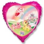 Сердце / Моя маленькая лошадка Замок