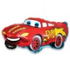 Машина Тачка красная