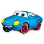 Машина Тачка синяя