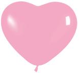 Сердце Пастель Розовое /Ит