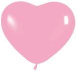 Сердце Пастель Розовое / Pink