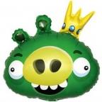 Angry Birds Король свиней