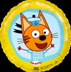 Круг /Три кота, Коржик, Желтый