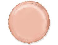 Круг Розовое золото