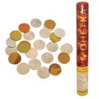 Пневмохлопушка Монетка на счастье 30 см